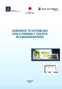 Guidance to establish child friendly toilets in kindergardens 2014