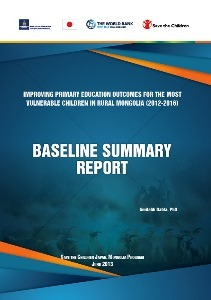 Baseline Summary Report