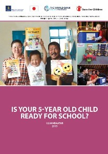 Is your five old child ready for school?