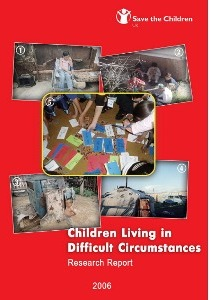 Children Living in Difficult Circumstances - Research Report