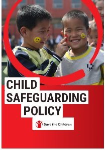 Save the Children Japan - Child Safeguarding Policy
